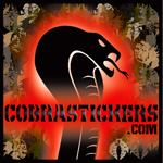 Cobra Stickers