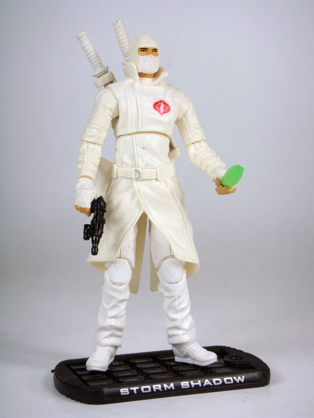 gijoe movie rise of cobra storm shadow action figure