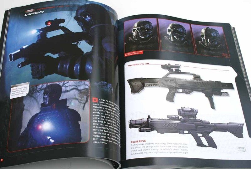 G i joe the rise of cobra mission dossier book released for Cobra mission
