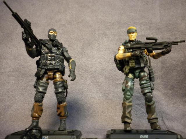 GI Joe Pursuit Of Cobra Wave 1 Jungle Assault Duke City Strike Beachhead Preview 01