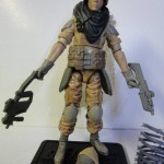 GI Joe Pursuit Of Cobra Wave 2 Desert Battle Dusty Prepro 01