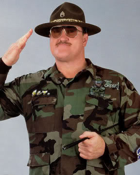 Sgt. Slaughter - They Call Me Guitar Dickmouth