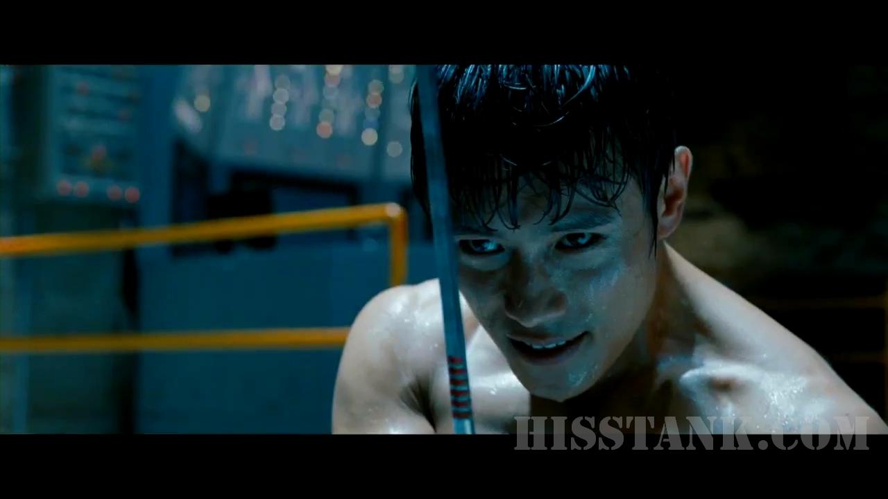 Gi Joe Retaliation Snake Eyes Vs Storm Shadow Lee Byung Hun Wows Cas...