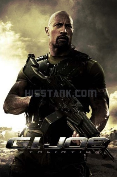 G I Joe Retaliation Poster