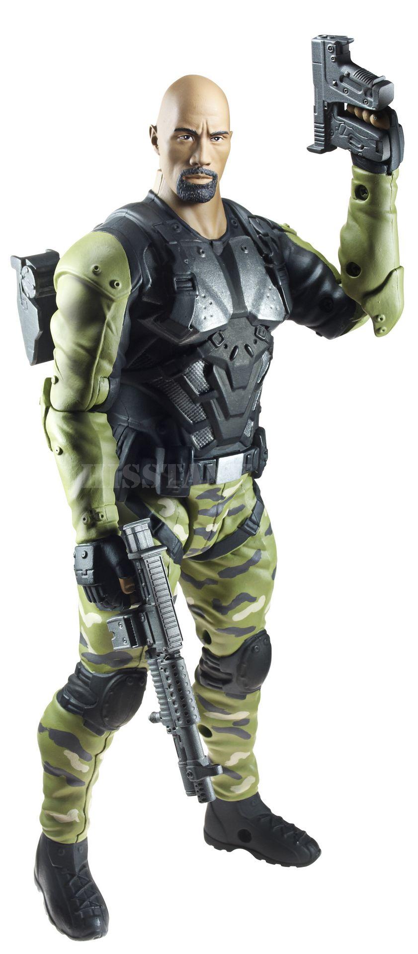 G.I. Joe Retaliation Movie Toys - Battlers - High Res ...