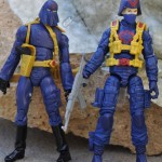 GI Joe Basic Cobra Commander Cobra Trooper Repaints