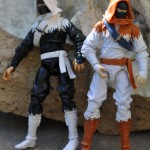 GI Joe Basic Ninja Force Storm Shadow Tginzu
