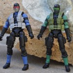 GI Joe Basic Snake Eyes Repaint 03