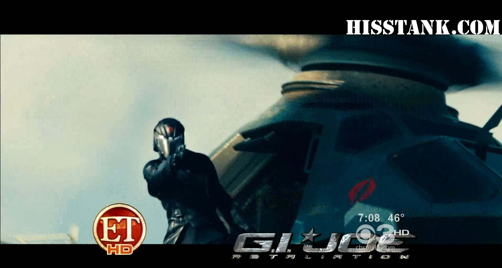Cobra Commander Retaliation G I  Joe Trailer Entertainment