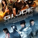 GI Joe Retaliation Brazil Poster