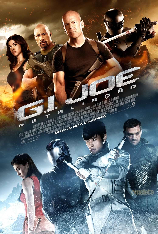 2 New GI Joe Retaliation Posters Revealed - HissTank.com Gi Joe Retaliation Character Poster