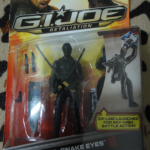 GI Joe Retaliation NInja Duel Snake Eyes 01