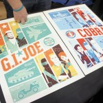 NYCC12 GI Joe Art Print 001