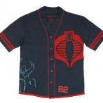 cobra commander baseball shirt