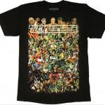 gijoe 25th anniversary tshirt