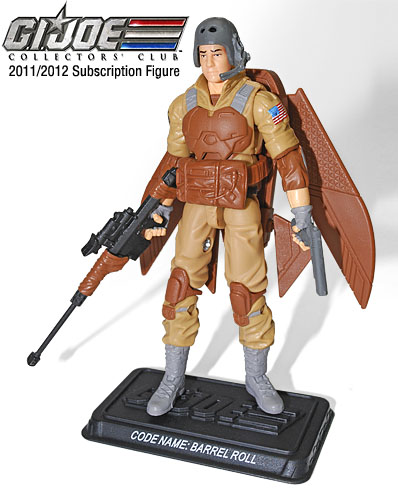 GI Joe Subscription Barrel Roll 1320183011