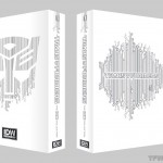 002 Transformers IDW Limited Cover Vol1