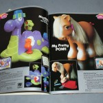 1982 toyfair catalog my little pony