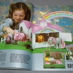 1983 Toy Fair Catalog my little pony
