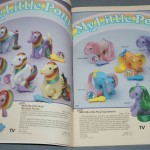 1984 toy fair hasbro catalog my little pony scans