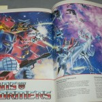 1984 toy fair hasbro catalog transformers