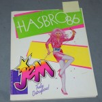 1986 toy fair catalog jem