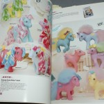 1989 toy fair catalog my little pony