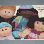 1990 toy fair hasbro cabbage patch kids