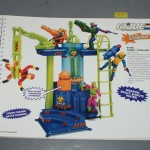 1992 toy fair catalog gijoe toxo lab