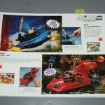 1992 toy fair catalog gijoe vehicles