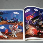 1993 toy fair hasbro catalog transformers g2 scan
