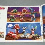 1993 toy fair hasbro catalog transformers g2