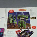 1994 toy fair hasbro transformers g2 megatron