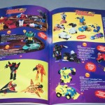1995 toy fair hasbro transformers