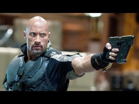 G I Joe 2 Retaliation Trailer 3 Teaser Dwayne The Rock Johnson