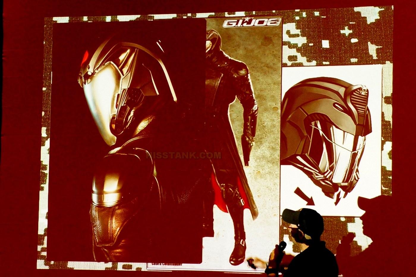 GIJOE Retaliation Movie Gi Joe Cobra Silhouette