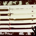 gijoe movie ninja swords