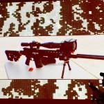 gijoe retaliation sniper rifle