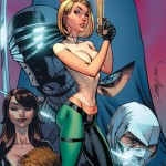 Danger Girl GI Joe 5 Preview 01