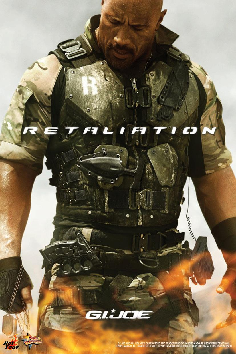 Upcoming G I Joe 2 Retaliation Hot Toys Collectible Figure Names Revealed
