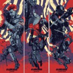acid free limited gijoe poster set
