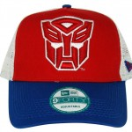autobot trucker hat