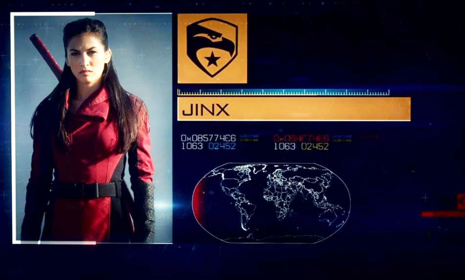 G I Joe Retaliation Character Profile Jinx