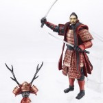 GI JOE Retaliation Budo Samurai Warrior