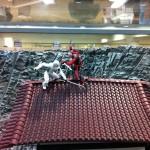 GI Joe Retaliation Red Ninja mountain Storm Shadow