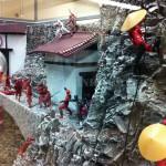 GI Joe Retaliation Red Ninja mountain attack1