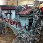 GI Joe Retaliation Red Ninja mountain attack