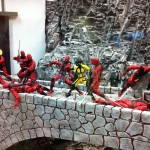 GI Joe Retaliation Red Ninja mountain jinx