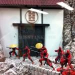 Retaliation Movie red Ninja Mountain