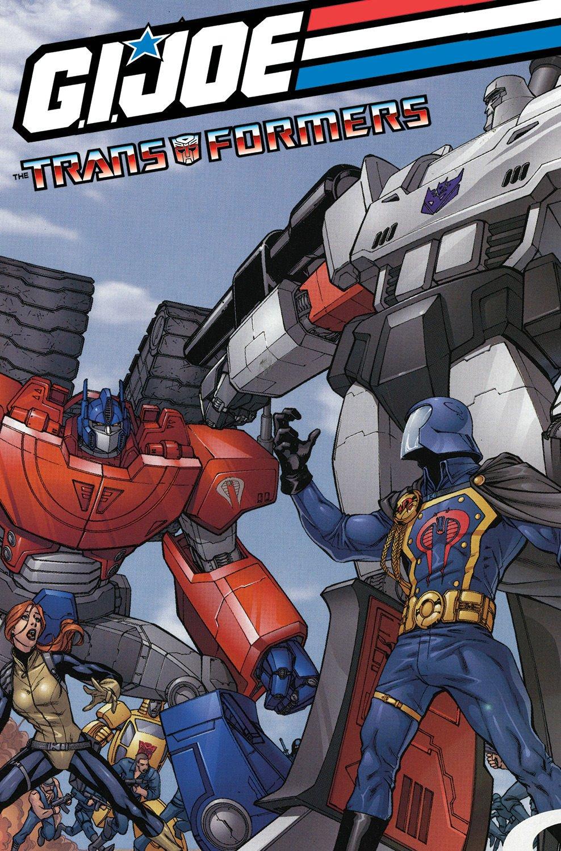 Transformers G I Joe Crossover